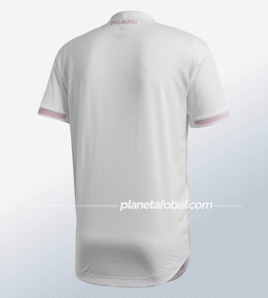 Camiseta local del Inter Miami CF 2020 | Imagen Adidas