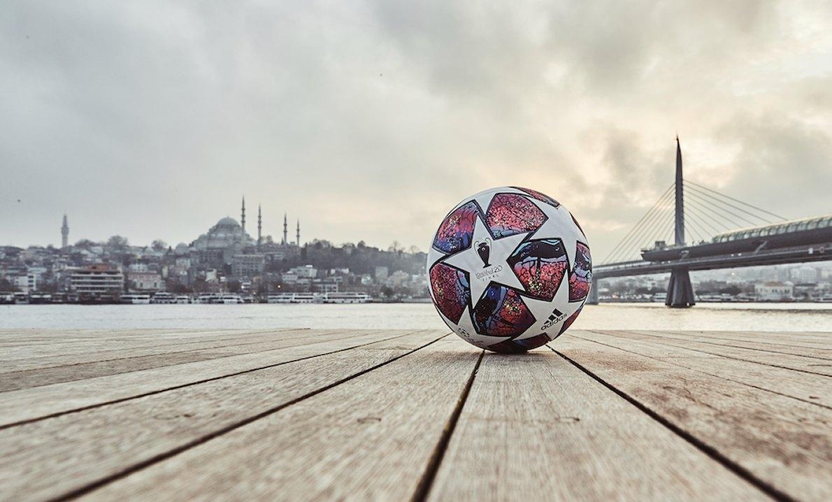 Balón UEFA Champions League Final Estambul 2020 | Imagen Adidas