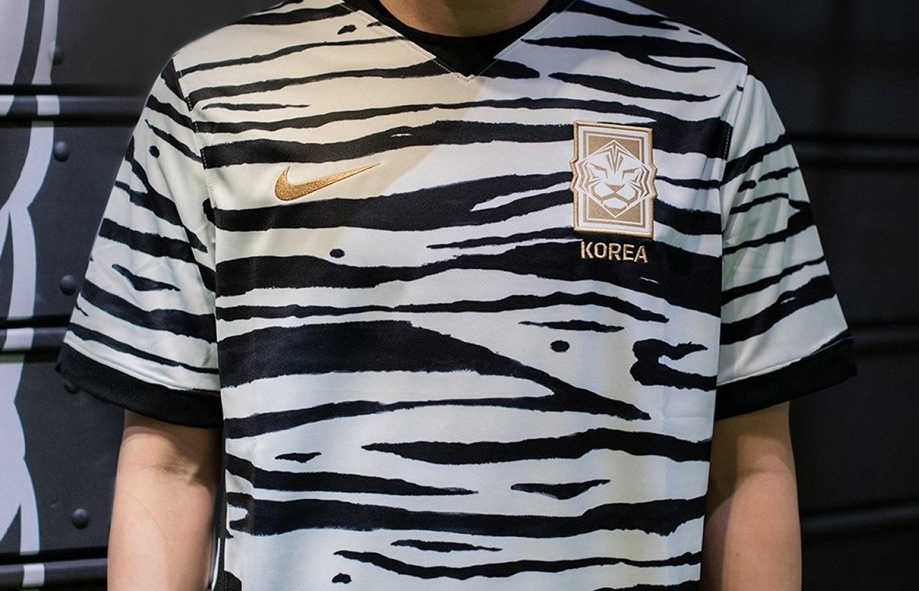 Camiseta suplente de Corea del Sur 2020/2021 | Imagen Nike