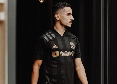 Camiseta Adidas de Los Angeles FC 2020/21 | Imagen Web Oficial