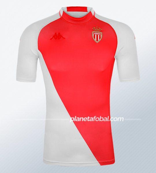 "Camiseta Kappa del AS Monaco ""Kombat XX"" | Imagen Web Oficial"