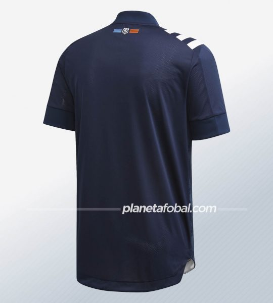 Camiseta suplente del New York City 2020/21 | Imagen Adidas