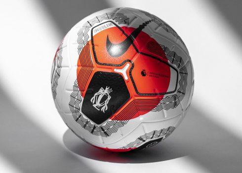 "Balón Merlin ""Tunnel Vision"" Premier League 2020   Imagen Nike"