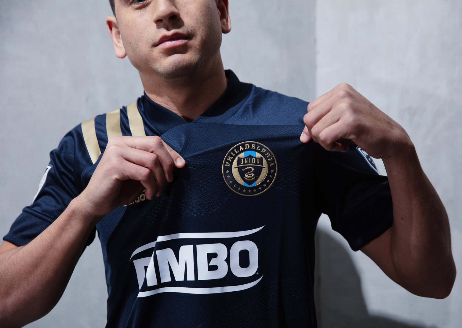 Camiseta Adidas del Philadelphia Union 2020/21 | Imagen Web Oficial