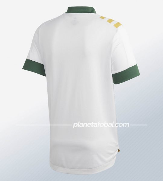 Camiseta suplente del Portland Timbers 2020/21 | Imagen Adidas