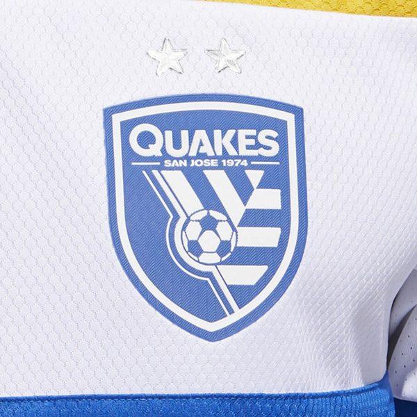 Camiseta suplente del San Jose Earthquakes 2020/21 | Imagen Adidas
