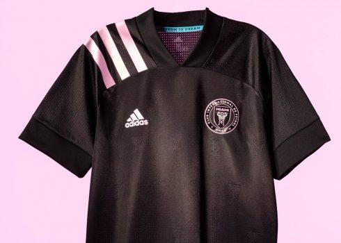 Camiseta suplente Adidas del Inter Miami CF 2020 | Imagen Web Oficial