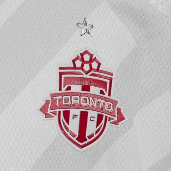 Camiseta suplente del Toronto FC 2020/21 | Imagen Adidas