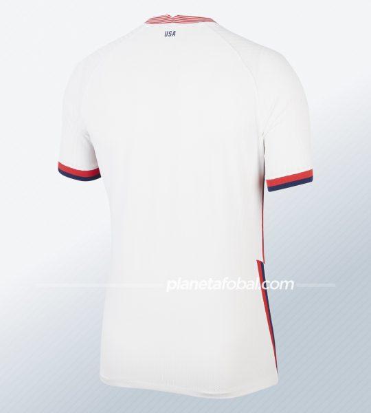 Camiseta titular de Estados Unidos 2020/2021 | Imagen Nike