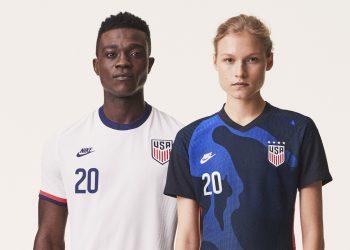 Camisetas de Estados Unidos 2020/2021 | Imagen Nike