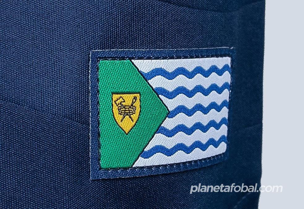 Camiseta suplente Adidas del Vancouver Whitecaps 2020/21 | Imagen Web Oficial