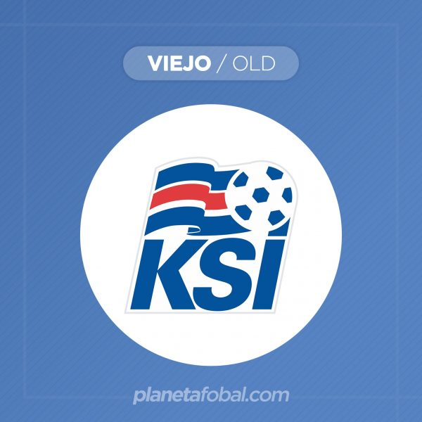 Anterior logo de la KSI de Islandia | Imagen Web Oficial