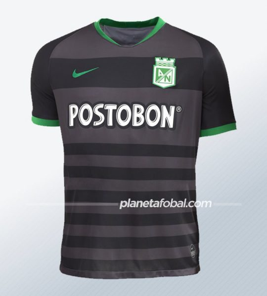 Tercera camiseta Nike de Atlético Nacional 2020 | Imagen Web Oficial