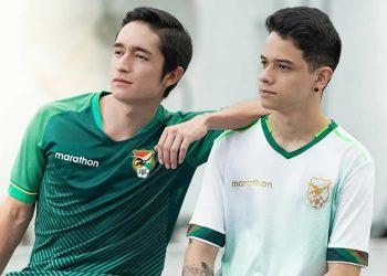 Camisetas Marathon de Bolivia Copa América 2020 | Imagen Facebook Oficial