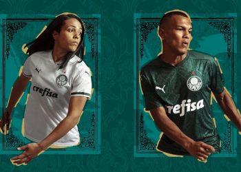Camisetas Puma del Palmeiras 2020 | Imagen Web Oficial