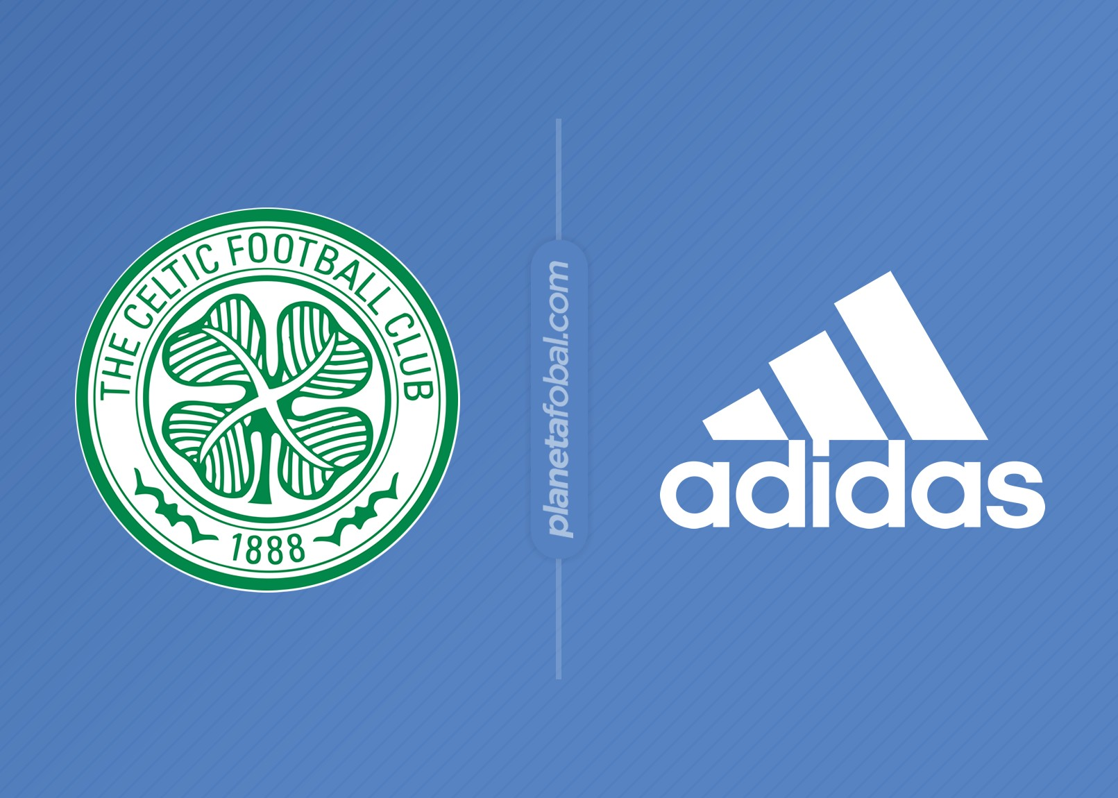 Celtic FC anuncia contrato de 5 años con adidas