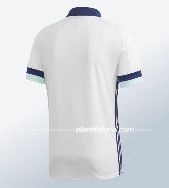Camiseta suplente de Irlanda del Norte 2020/2021 | Imagen Adidas