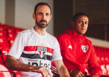 Nueva camiseta Adidas del São Paulo FC 2020/21 | Imagen Instagram Oficial