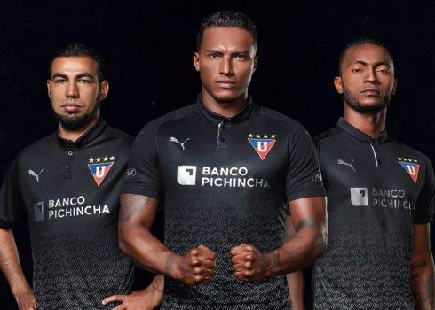 Tercera camiseta Puma de la Liga de Quito 2020 | Imagen Instagram Oficial