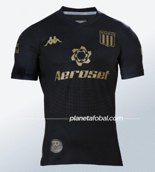 Camiseta alternativa Kappa de Racing 2020 | Imagen Web Oficial