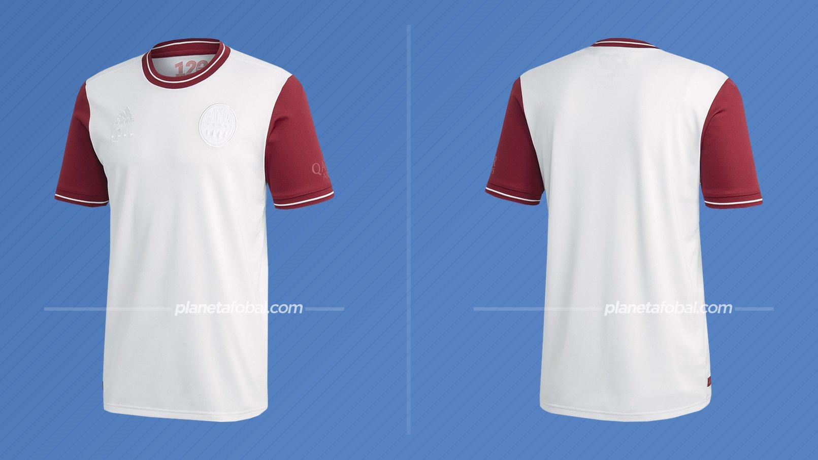 Camiseta 120 aniversario del Bayern Munich (Alemania) / Adidas