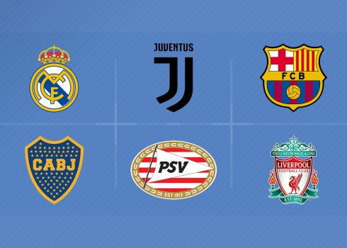 Clubes y marcas deportivas I