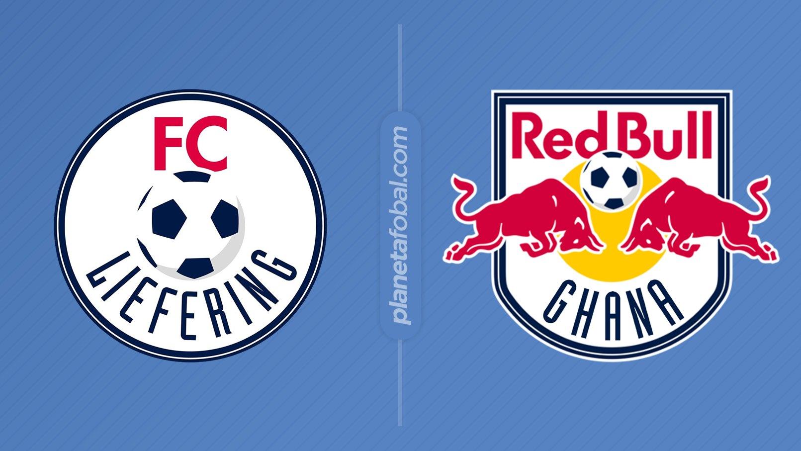 FC Liefering es filial del Salzburg en tanto que Red Bull Ghana se disolvió