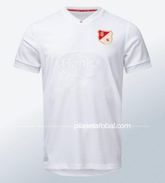 Camiseta conmemorativa 125 años del Fortuna Düsseldorf | Imagen Web Oficial