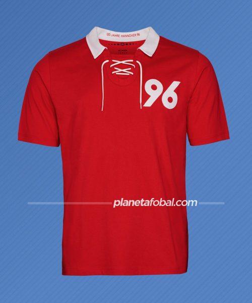 Camiseta 120 aniversario del Hannover 96 (Alemania) / Jako