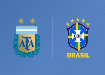 Marcas deportivas que vistieron a Argentina y Brasil