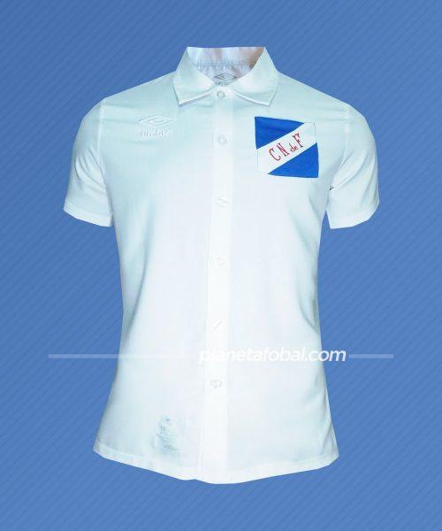 Camiseta 120 aniversario de Nacional (Uruguay) / Umbro