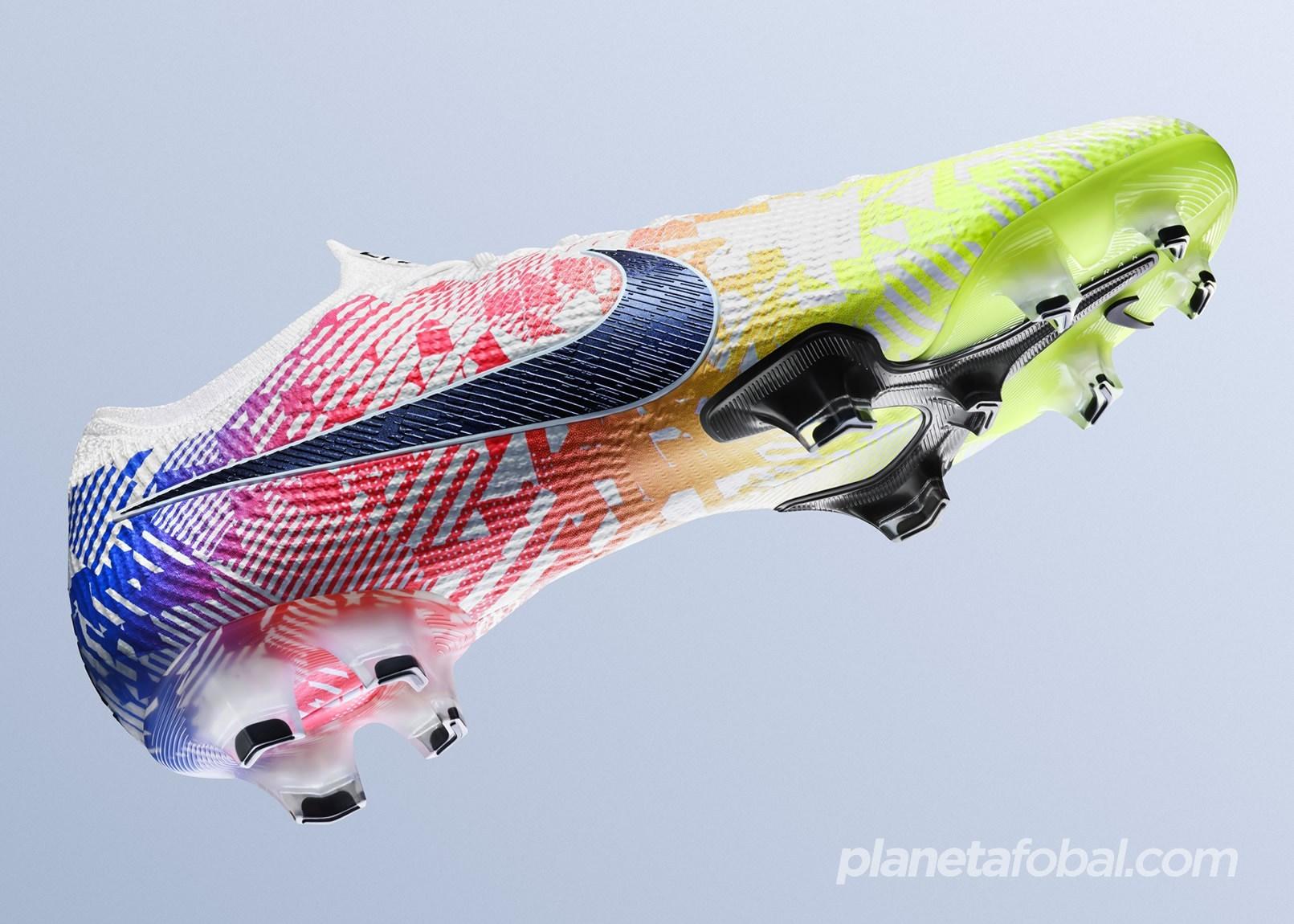 Botines Mercurial Vapor Jogo Prismático de Neymar Jr   Imagen Nike