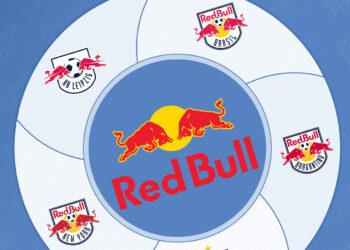 Los equipos que integran el grupo Red Bull