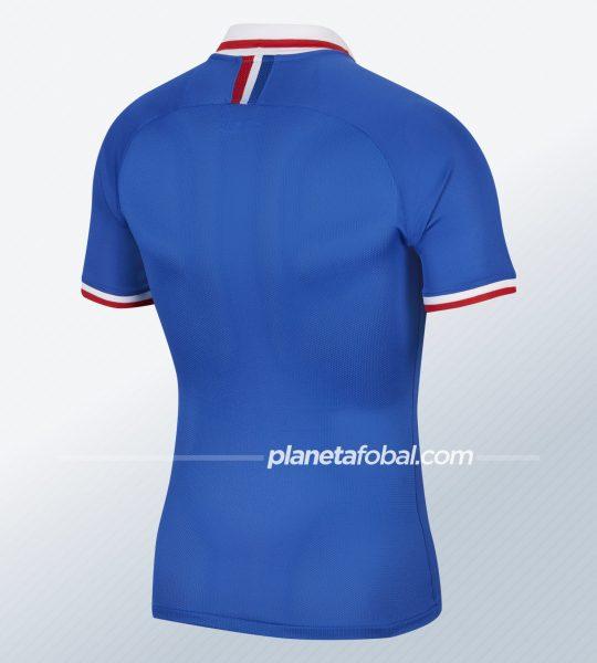 Camiseta titular del Shanghái Shenhua 2020 | Imagen Nike