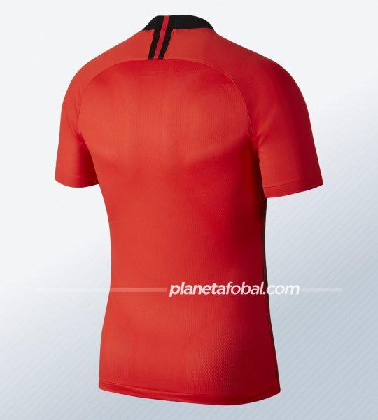 Camiseta titular del Shanghái SIPG 2020 | Imagen Nike