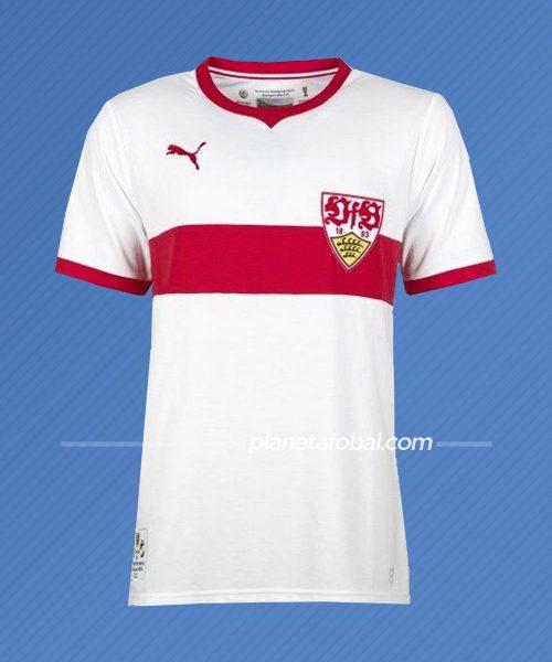 Camiseta 120 aniversario del Stuttgart (Alemania) / Puma