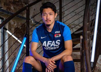 Camiseta suplente Nike del AZ Alkmaar 2020/21 | Imagen Web Oficial