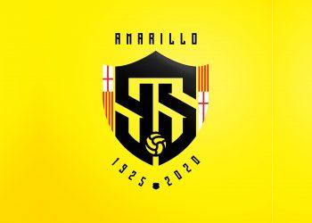Emblema por los 95 años del Barcelona SC   Imagen Twitter Oficial