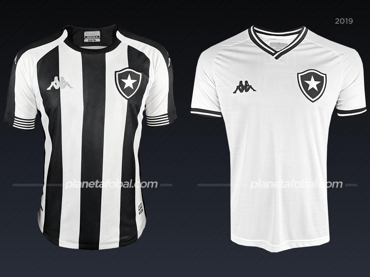Botafogo (Kappa) | Camisetas del Brasileirão 2020