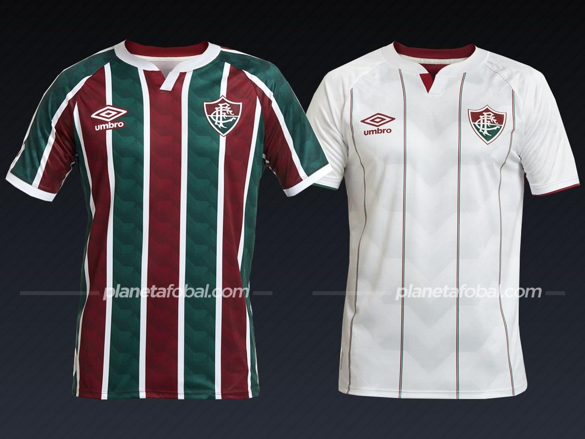 Fluminense (Umbro)   Camisetas del Brasileirão 2020