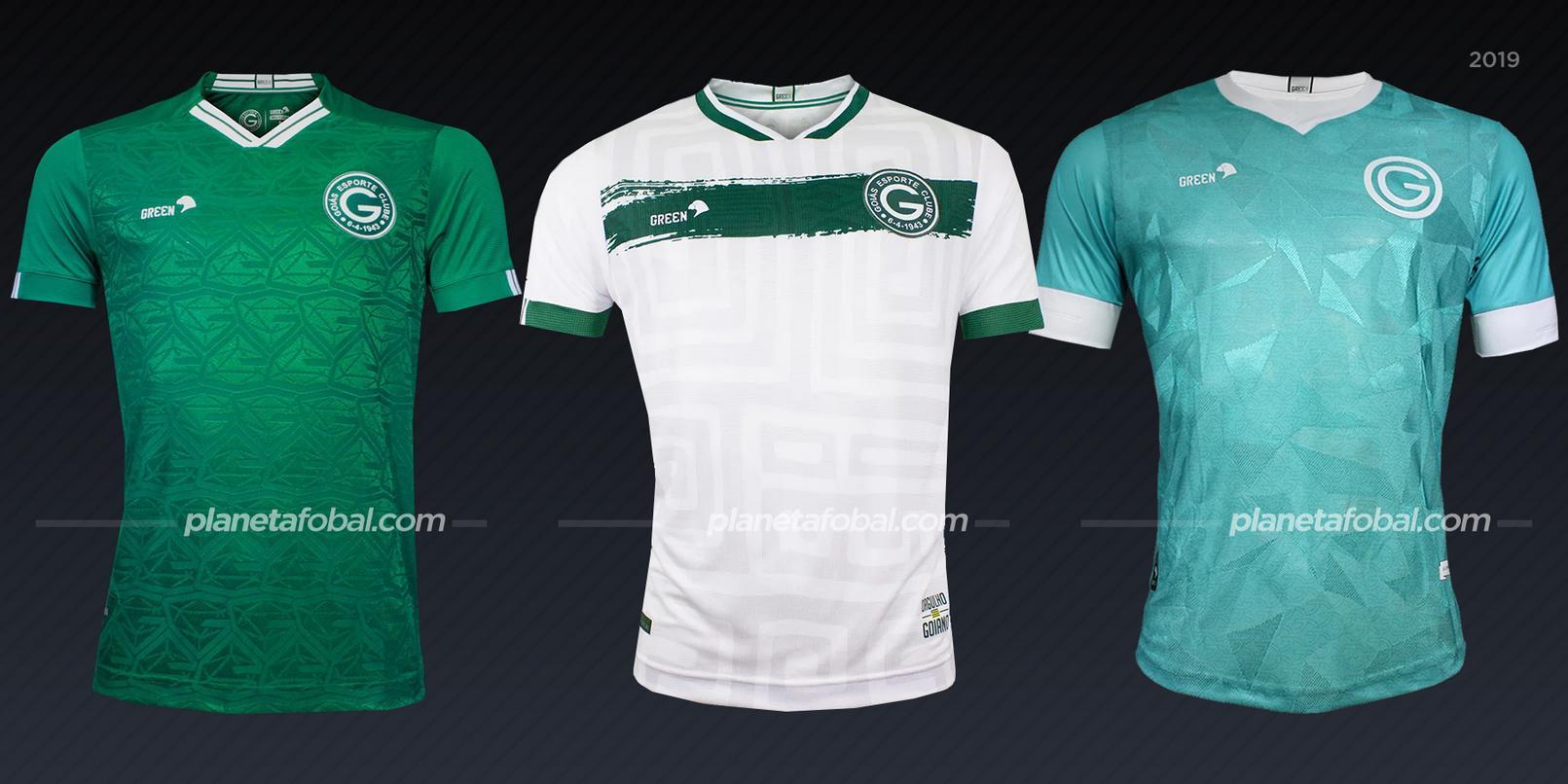 Goiás (Green 33) | Camisetas del Brasileirão 2020