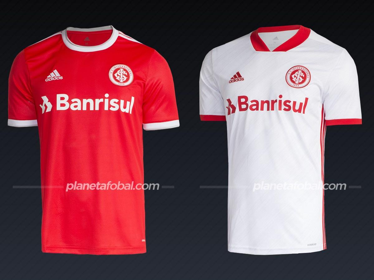 Internacional (Adidas)   Camisetas del Brasileirão 2020