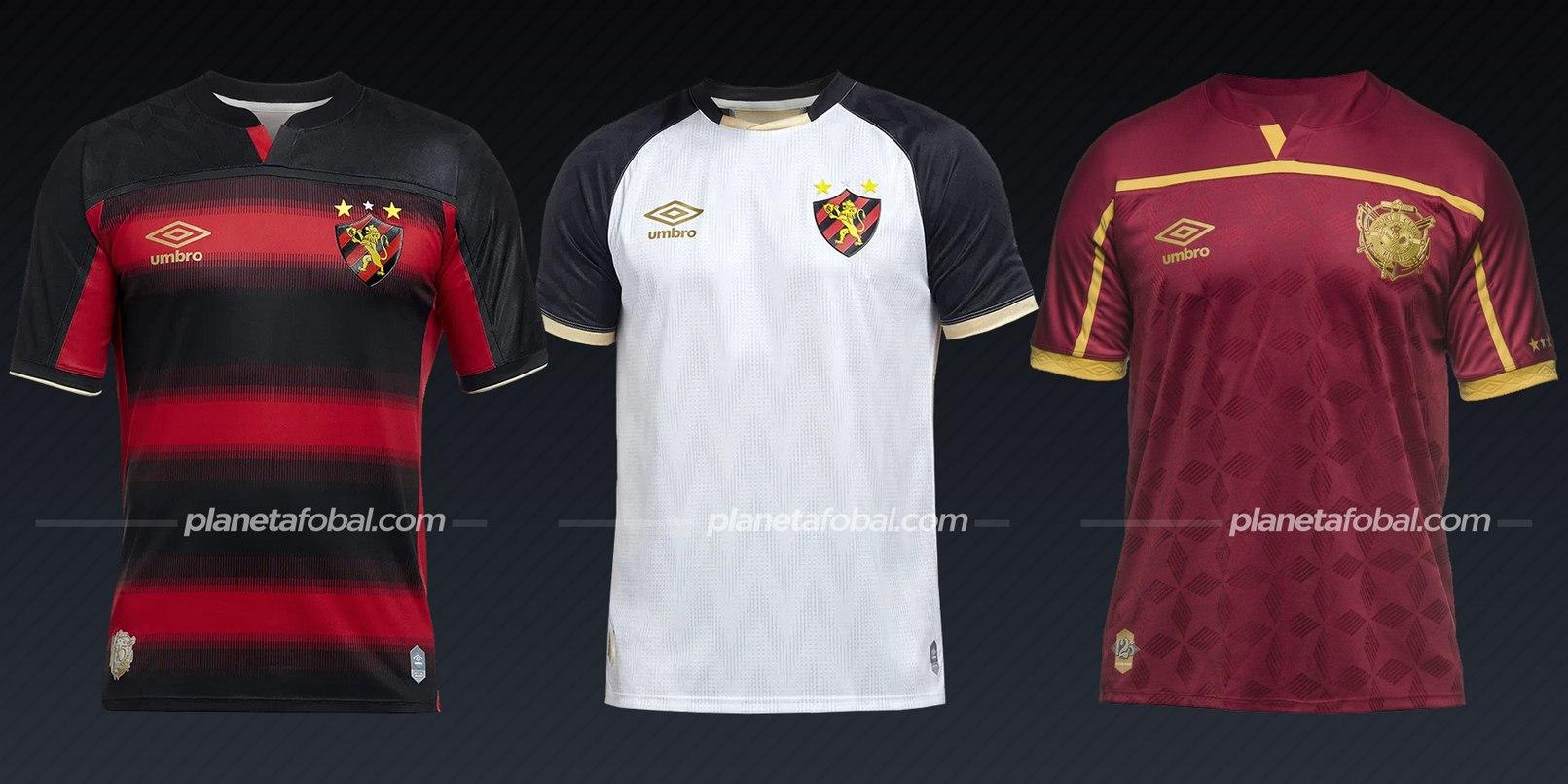 Sport Recife (Umbro) | Camisetas del Brasileirão 2020