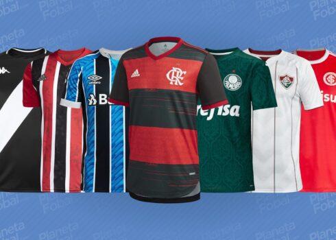 2020 chemises brésiliennes