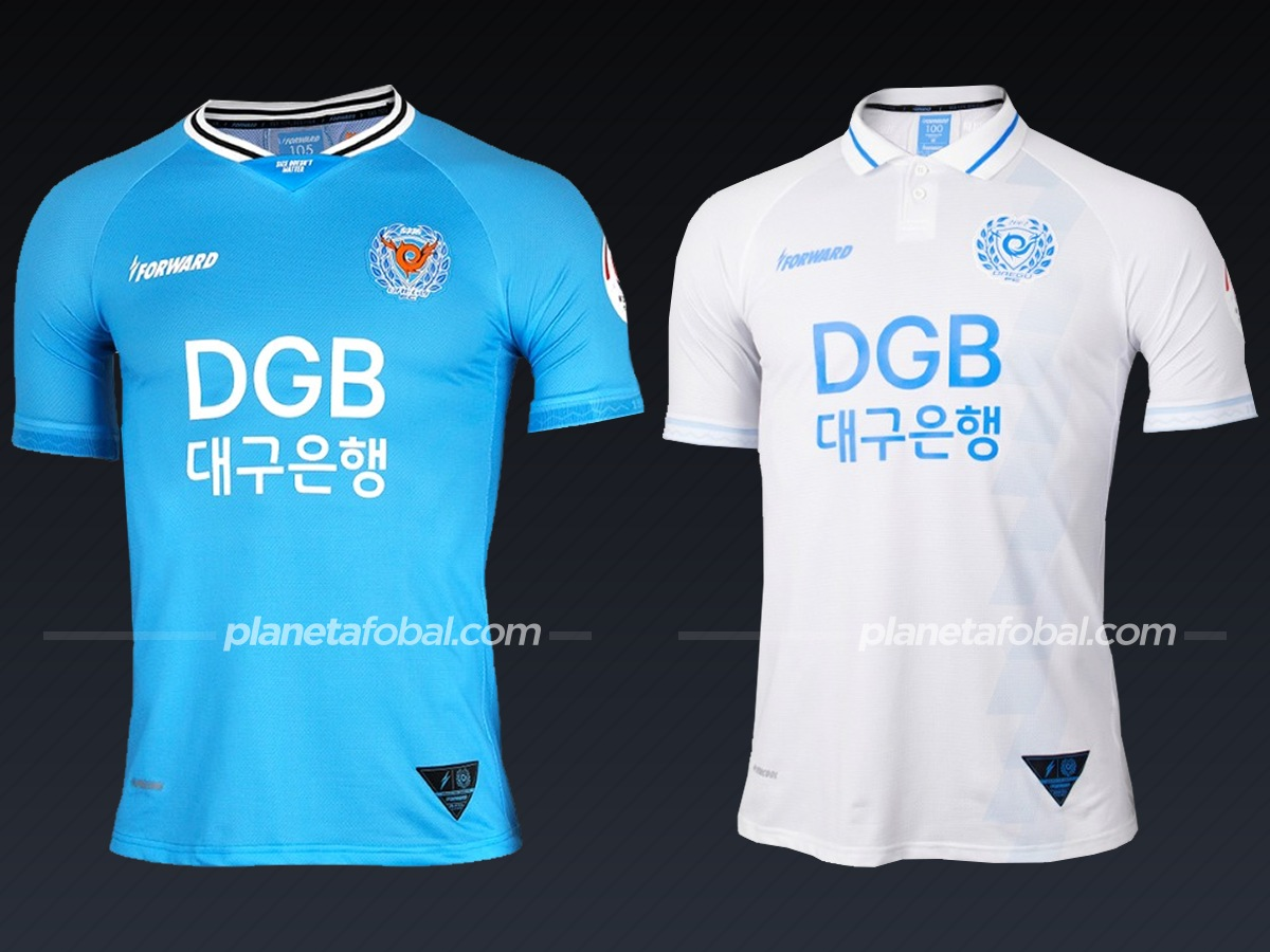 Camisetas 2020 de Daegu FC (Forward)