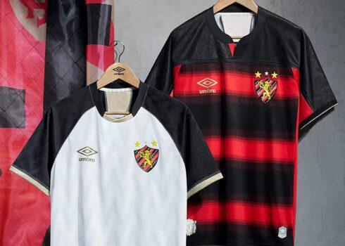 Camisetas del Sport Recife 2020/21 | Imagen Umbro