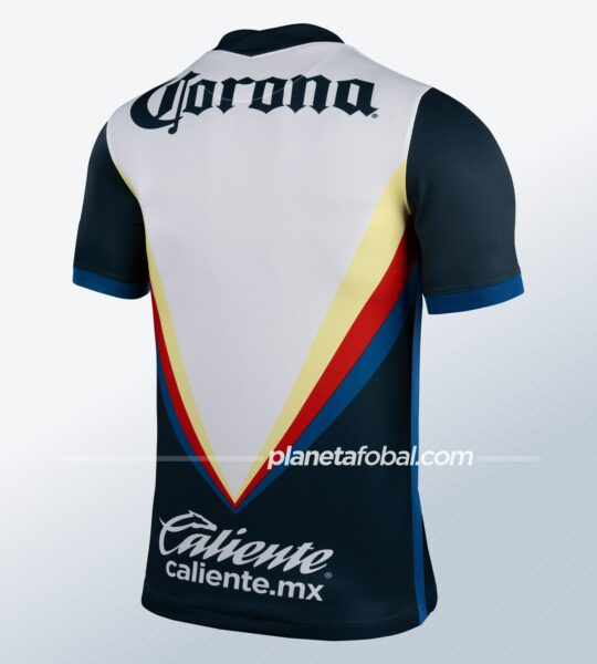 Camiseta suplente del Club América 2020/2021 | Imagen Nike