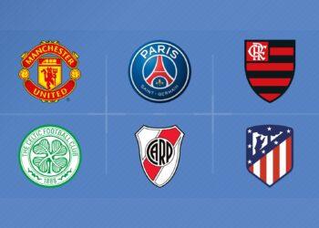 Clubes y marcas deportivas II
