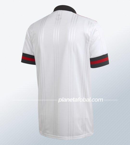Camiseta suplente del Flamengo 2020/21 | Imagen Adidas