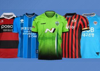 Camisetas de la K League 1 2020